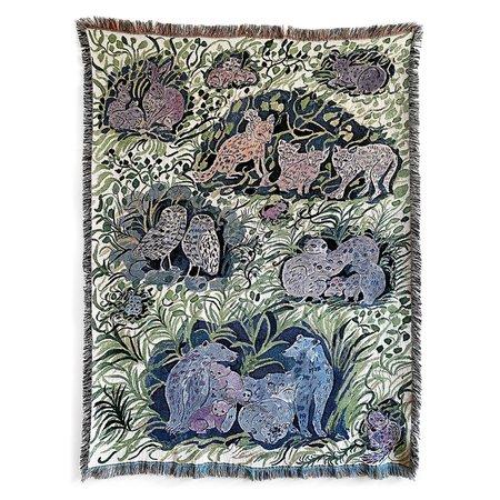 Olivia Wendel Burrowers Blanket