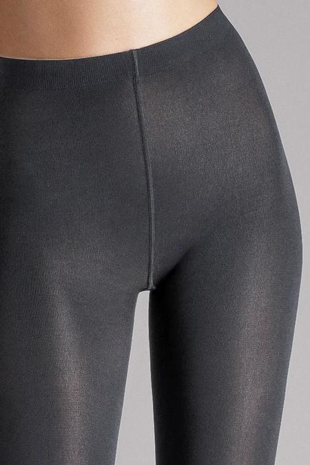Wolford Mat Opaque 80 Tights - Anthracite