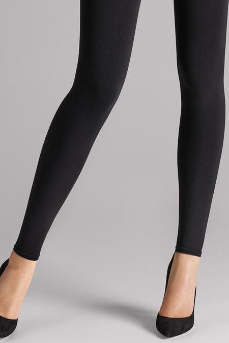Wolford Velvet Sensation Leggings - Black