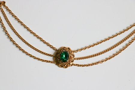 [Pre-loved] Florenza Choker - Gold