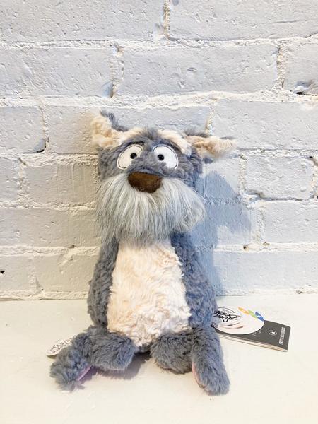 Kids sigikid Mutt Mutty Stuffed Animal - Grey