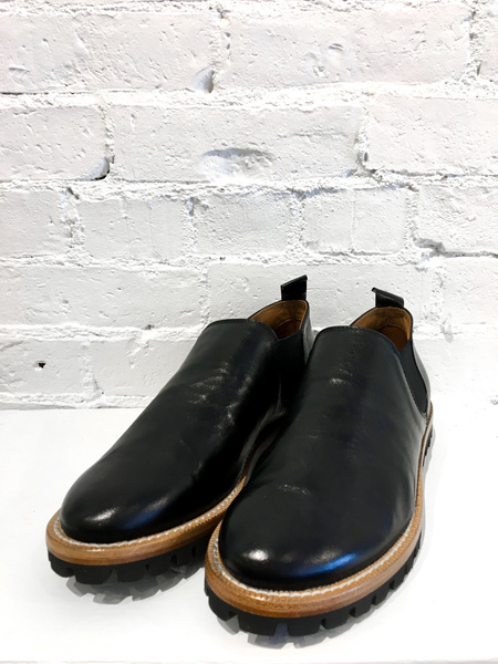 Cappelletti Slip On Shoes - Black