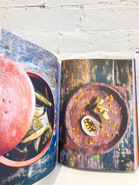 """Phaidon """"Cooking in Marfa"""" by Virginia Lebermann and Rocky Barnette Book"""