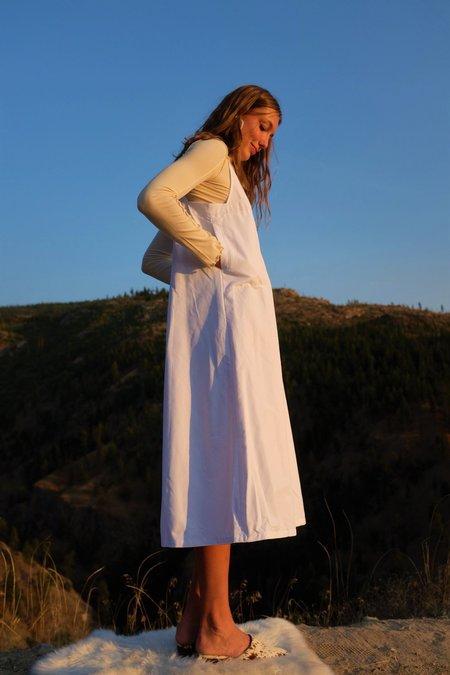 Rachel Comey Salvo Dress - Optic White