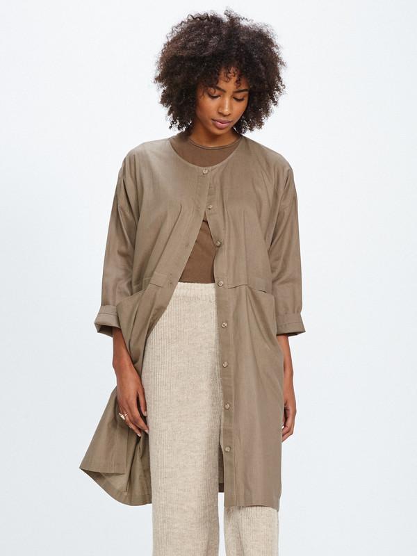 Revisited RAINCOAT DRESS