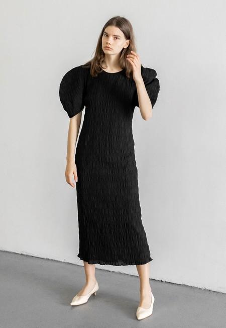 Mara Hoffman Aranza Dress - Black
