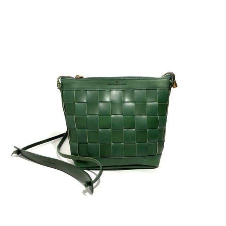 Uppdoo Venture Cross-body Bag - Forest Green