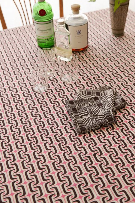 Erica Tanov tablecloth - 1965