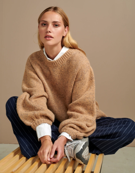 Bellerose Doysi Sweater - Oatmeal