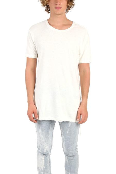 Ksubi History Will Be Re-Tweeted T-Shirt - White