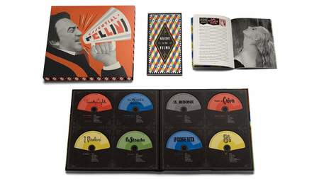 Criterion Essential Fellini Movies