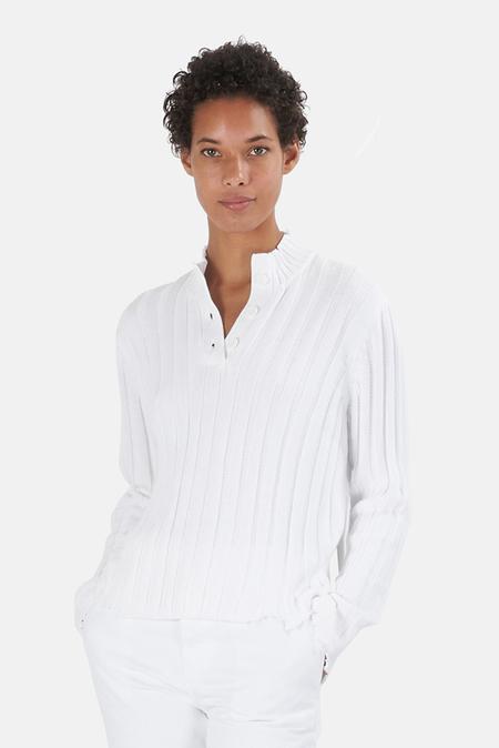 RtA Abigail Sweater - White