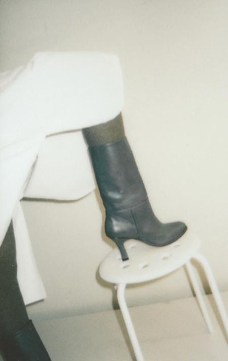 Mari Giudicelli Mimi Boot - Cinza
