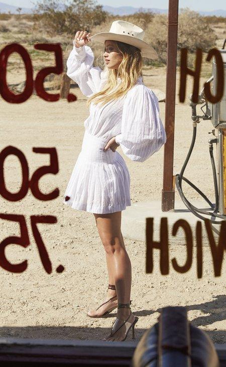 Bec & Bridge Elodie mini dress - Ivory