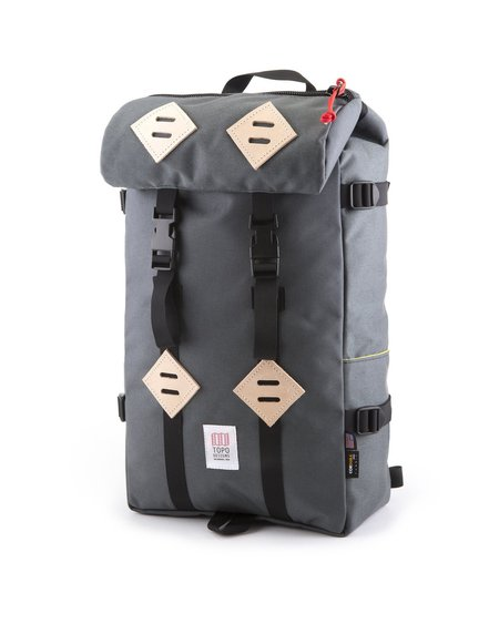 Topo Designs Klettersack Pack - Charcoal