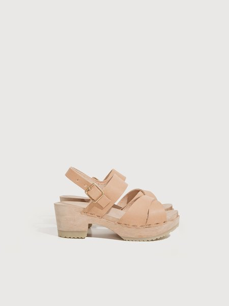 KIDS ZUZII FOOTWEAR Clog - Natural