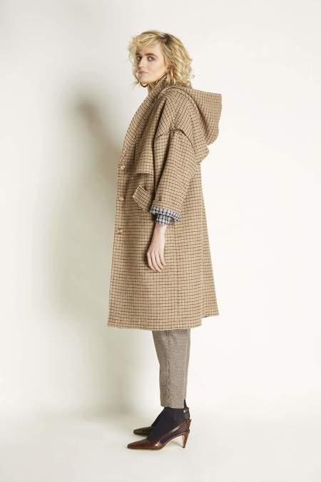 Christine Alcalay Storm Coat Wool