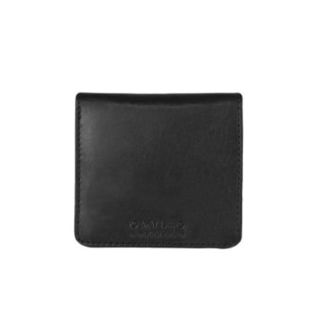O My Bag Alex Fold-over Wallet - Black