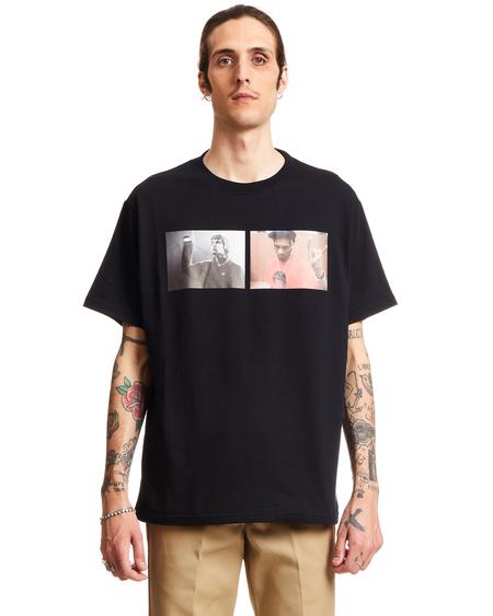 424 T-shirt Liam - BLACK