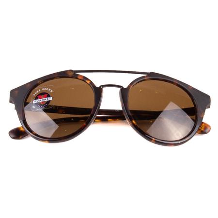 Vuarnet Round Cable Car Sunglasses - Tortoise