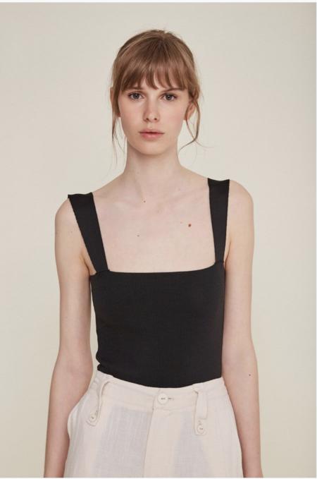 Rita Row Donia Bodysuit - Black