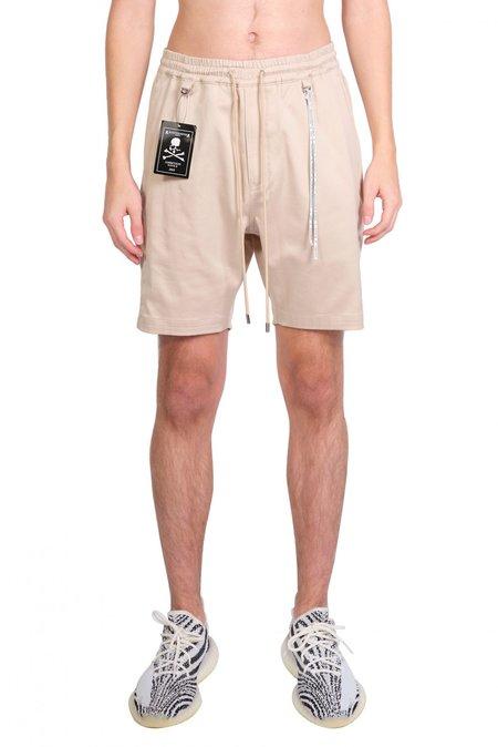 Mastermind World Logo Chino Shorts - Beige