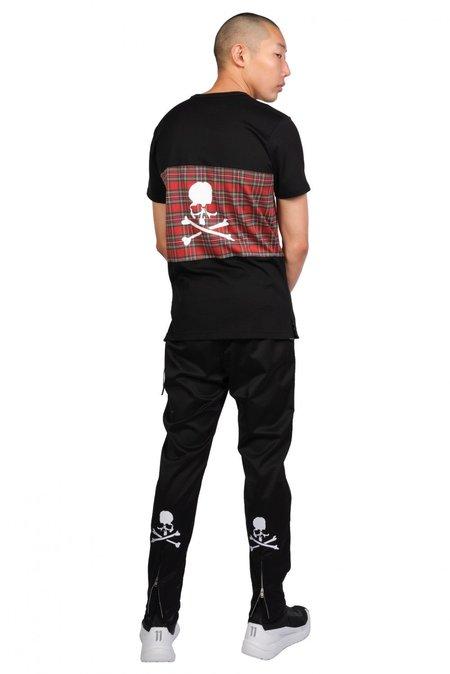 Mastermind World T Shirt - Black/Tartan