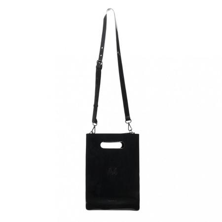 nana-nana Opaque A4 Bag - Black