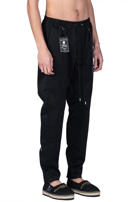 Mastermind World Skull Logo Trousers - Black