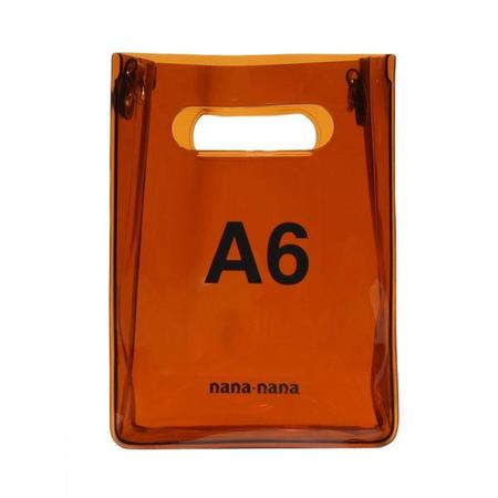 nana-nana A6 Bag - brown