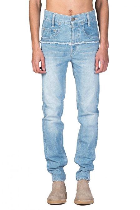 Christian Dada Connected Slim Jeans - Indigo