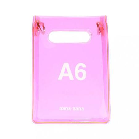 nana-nana A6 Bag - Neon Pink