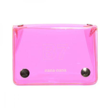 nana-nana B7 Bag - Neon Pink