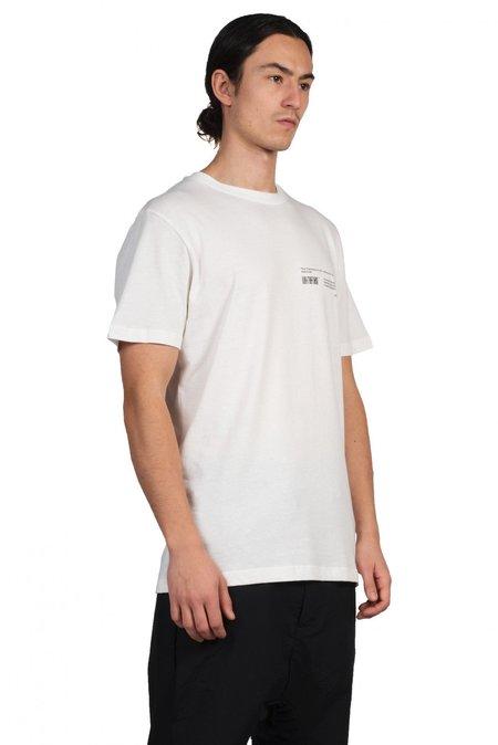 Tobias Birk Nielsen Printed T-shirt - Off-white
