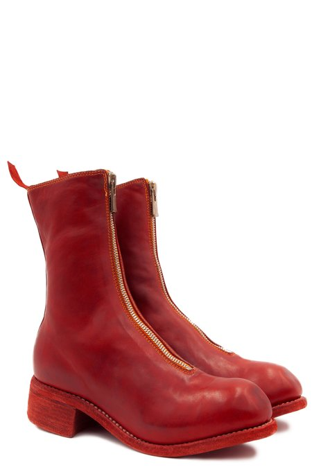 Guidi PL2 Boots - Red