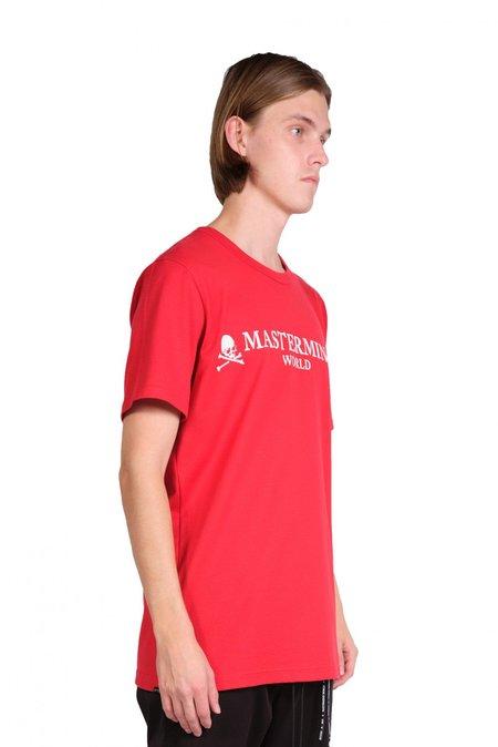 Mastermind World Logo T-shirt - Red