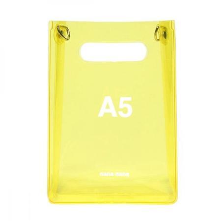 nana-nana A5 Bag - Yellow