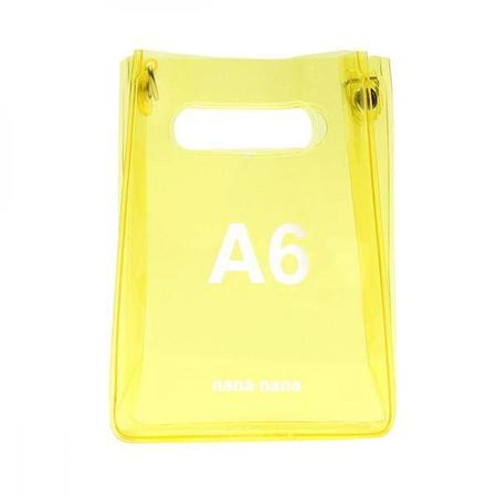 nana-nana A6 Bag - Yellow