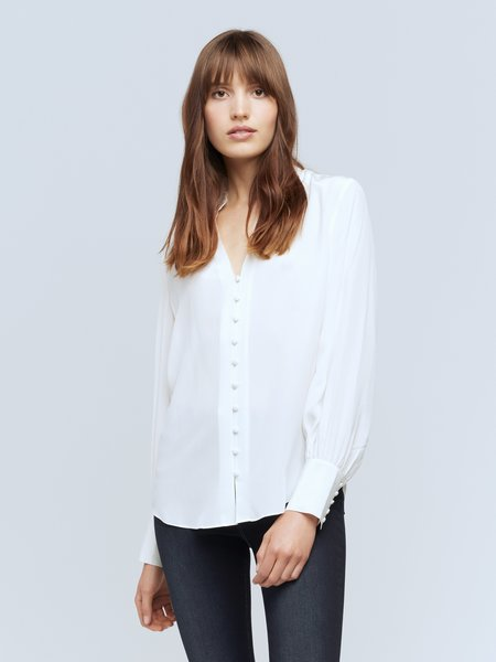 L'agence Alicia Blouse - Ivory