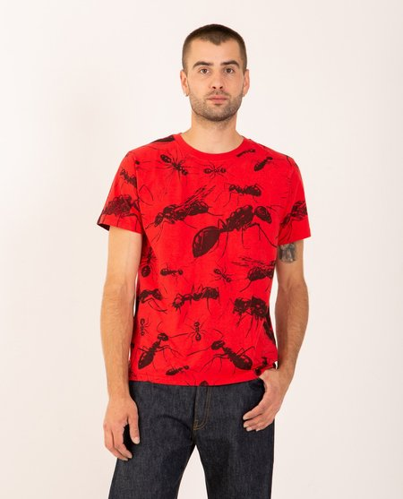 Levi's Vintage Graphic Ants Tee - Red