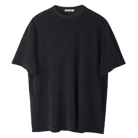 Our Legacy New Box T Shirt - Black Cord