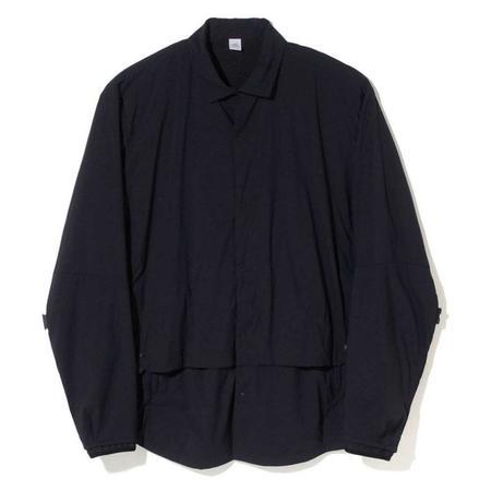 Alk Phenix Tab Shirtket - black
