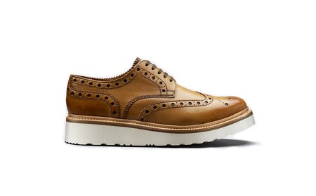 Grenson ARCHIE WEDGE - TAN