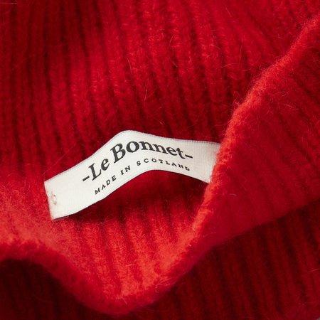 Le Bonnet BEANIE - CRIMSON