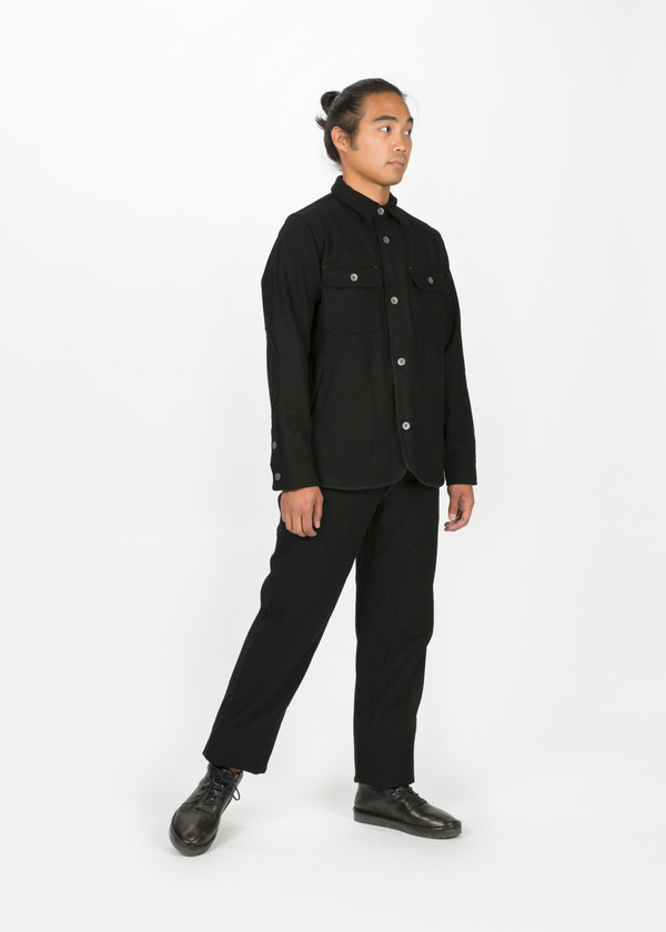 Men's Nigel Cabourn CPO Work Shirt