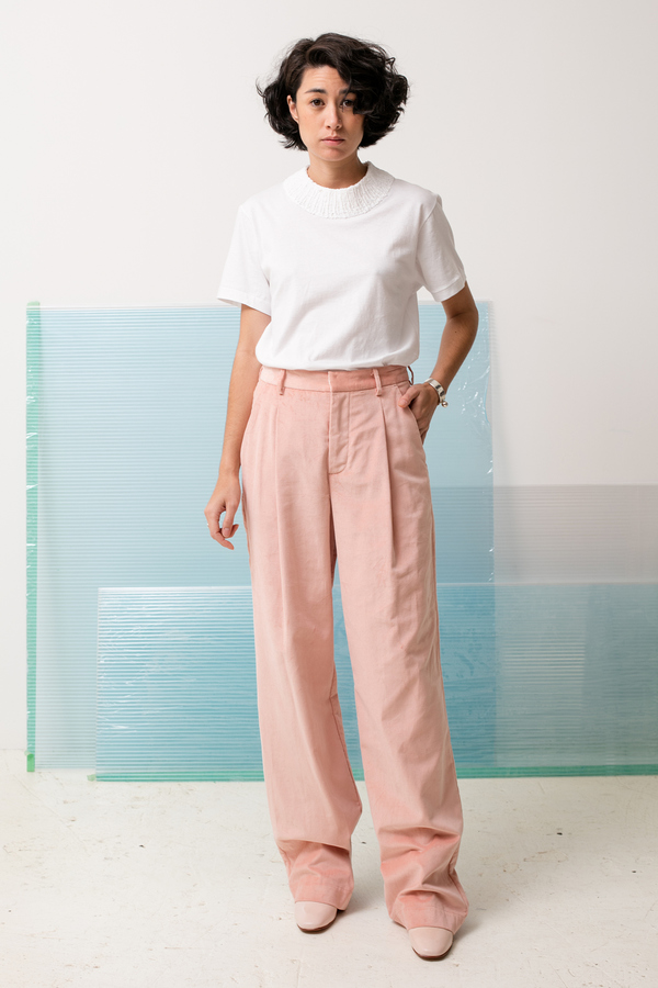 Creatures of Comfort Harriette Pant - rose
