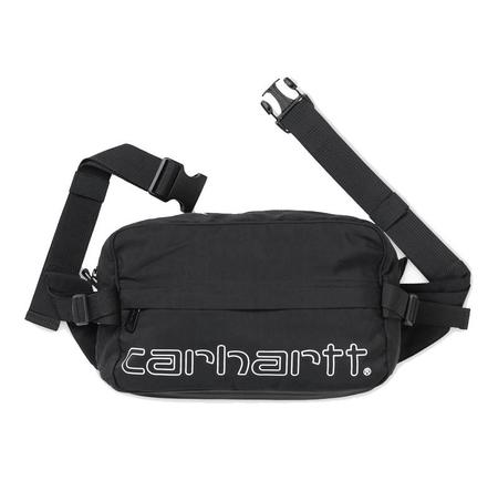 CARHARTT WIP TERRACE HIP BAG - BLACK