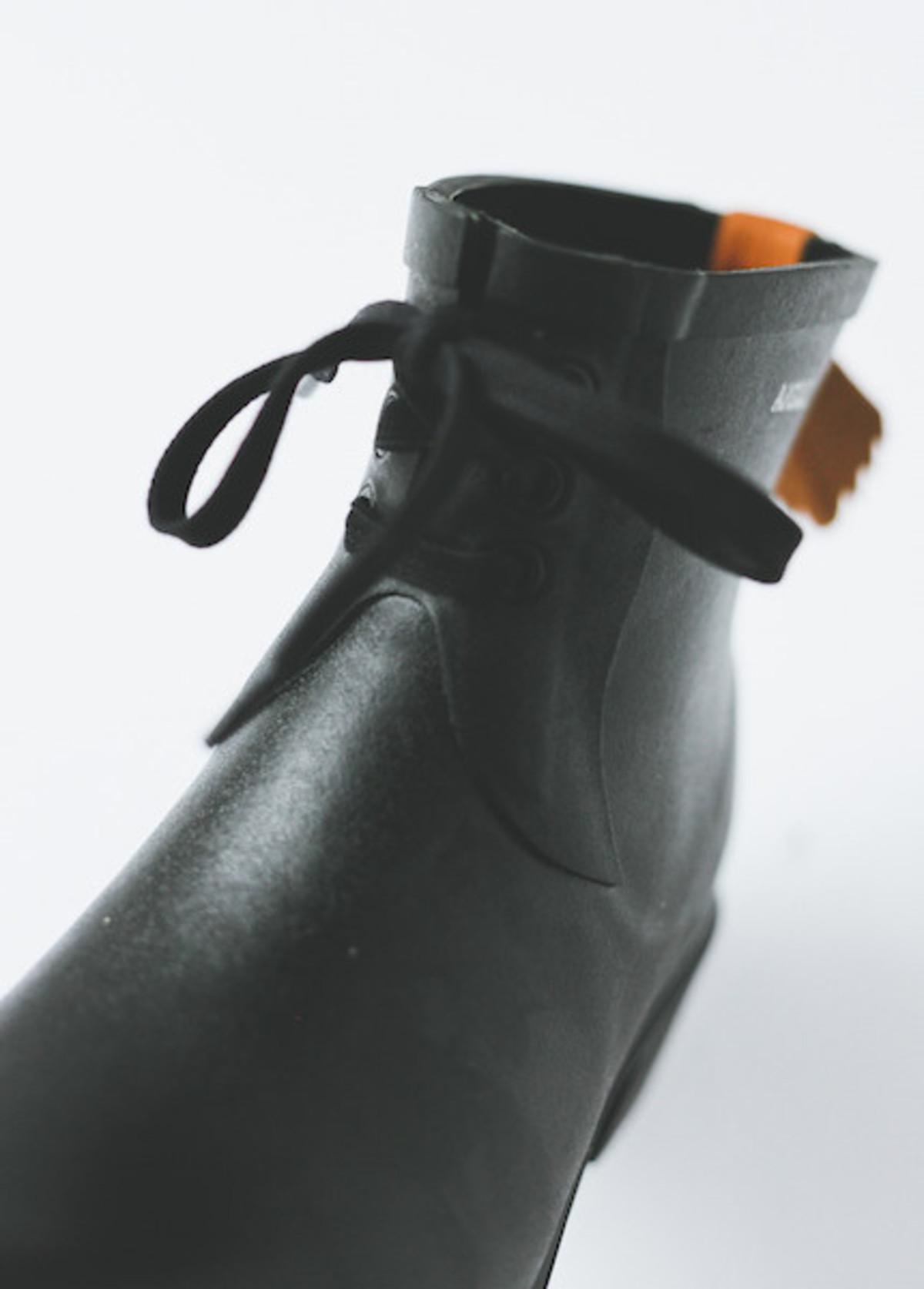 aigle miss juliette bottillon lace in noir | garmentory