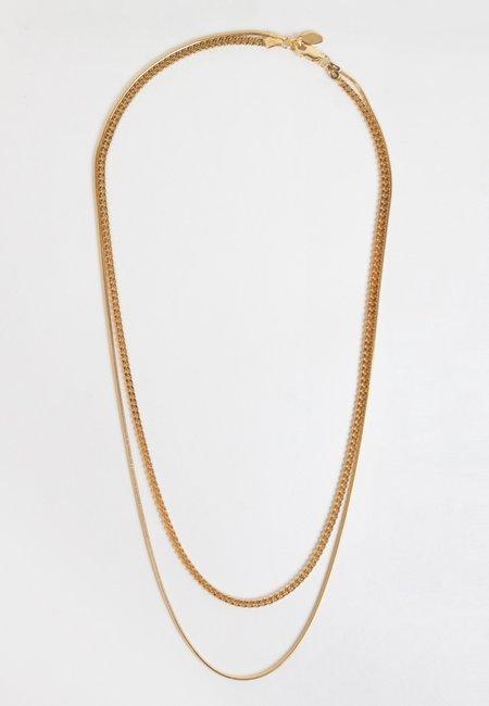 Jane Eppstein Envy Necklace - gold