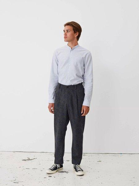 Libertine Libertine Smoke trousers - grey melange